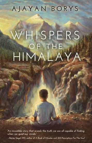 Whispers of the Himalaya - cover