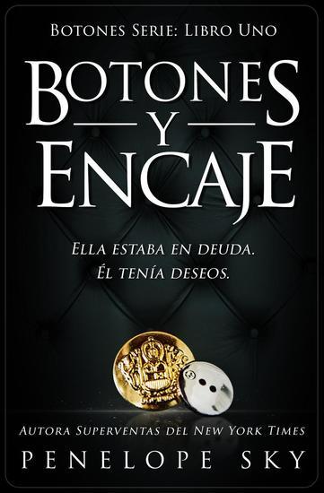 Botones y Encaje - Botones #1 - cover