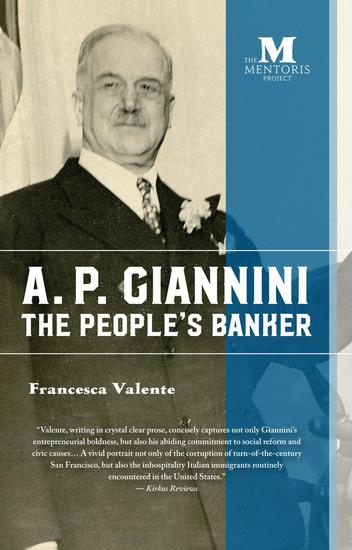 AP Giannini: The People's Banker - cover