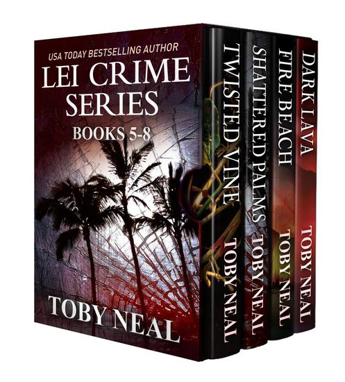 Lei Crime Series Box Set: Books 5-8 - Lei Crime Series - cover