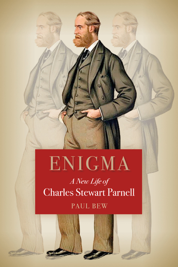 Enigma A New Life of Charles Stewart Parnell - cover