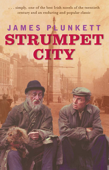 Strumpet City - Bestselling Irish novel with an introduction by Fintan O'Toole - cover