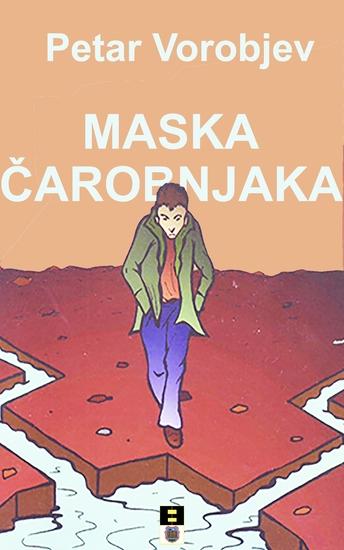Maska čarobnjaka - cover