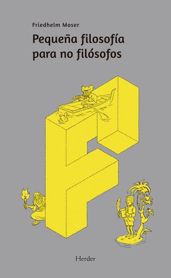 Pequeña filosofía para no filósofos - cover