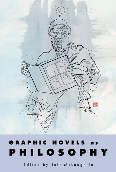Graphic Novels as Philosophy - cover