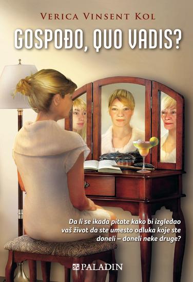 Gospođo quo vadis? - cover