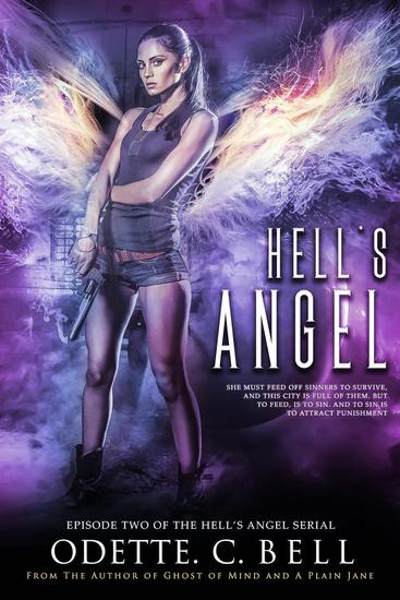 Hell's Angel Episode Two - Hell's Angel #2 - cover