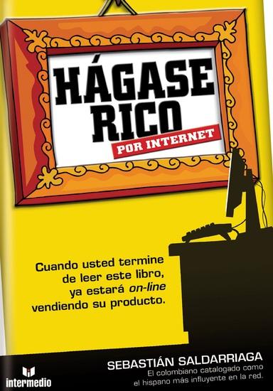 Hágase rico por internet - cover