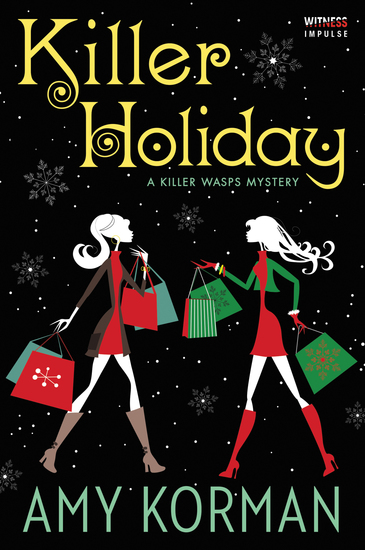 Killer Holiday - A Killer WASPs Mystery - cover