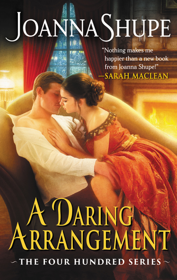 A Daring Arrangement - The Four Hundred Series - cover