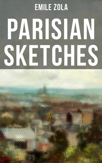 Parisian sketches - cover