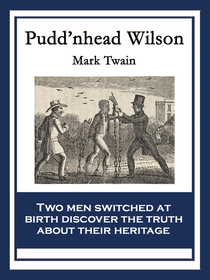 Pudd'nhead Wilson - With linked Table of Contents - cover