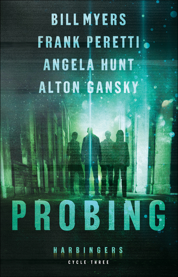 Probing (Harbingers) - Cycle Three of the Harbingers Series - cover