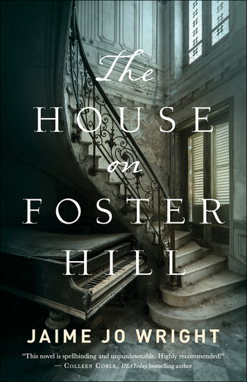 The House on Foster Hill - cover