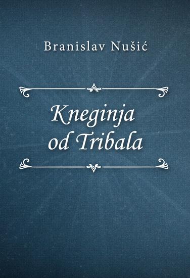 Kneginja od Tribala - cover