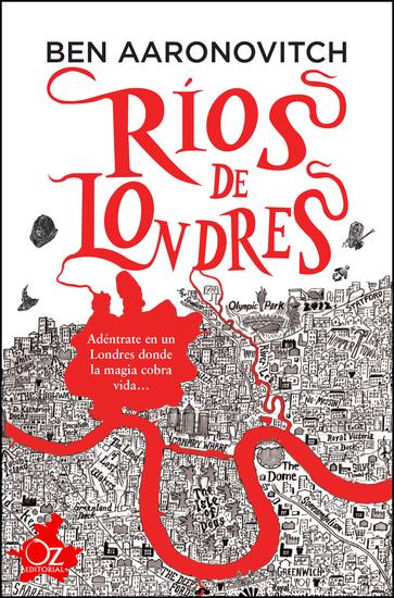 Ríos de Londres - cover