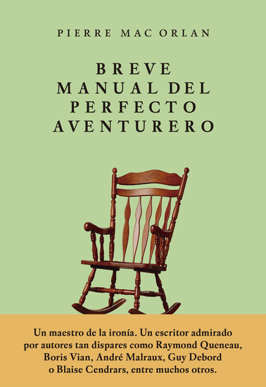Breve manual del perfecto aventurero - cover