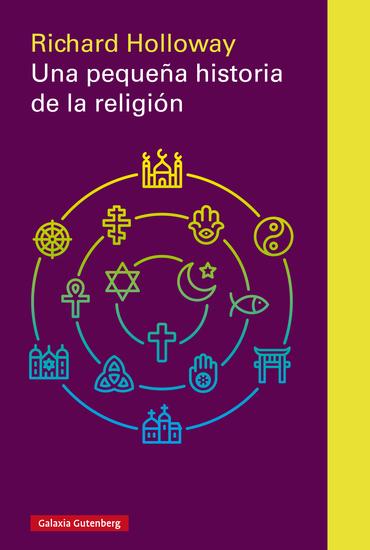 Una pequeña historia de la religión - cover