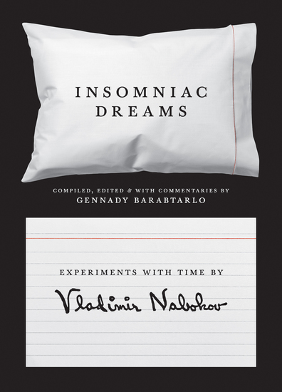 Insomniac Dreams - Experiments with Time by Vladimir Nabokov - cover