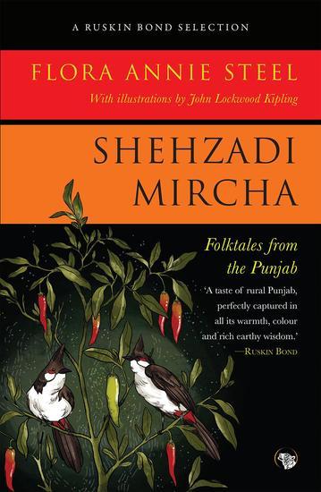 Shehzadi Mircha - Folktales from the Punjab - cover