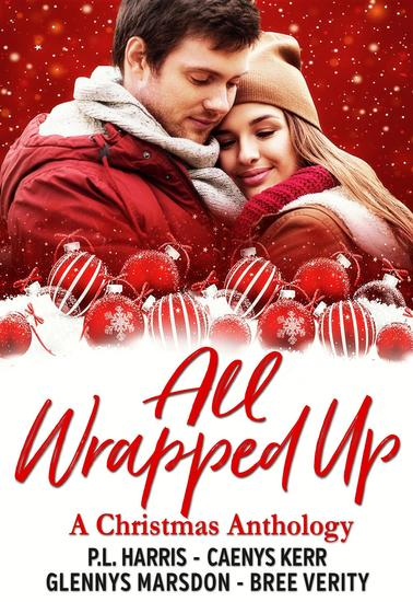 All Wrapped Up - A Christmas Anthology - cover