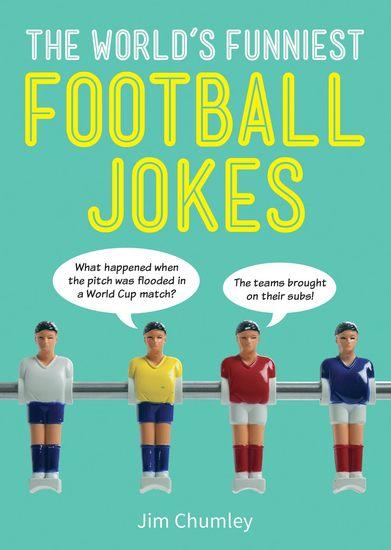 The World's Funniest Football Jokes - cover