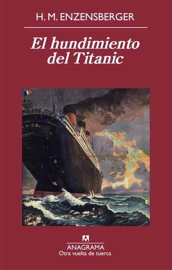 El hundimiento del Titanic - cover