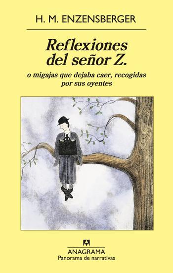 Reflexiones del señor Z - cover