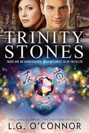 Trinity Stones - cover