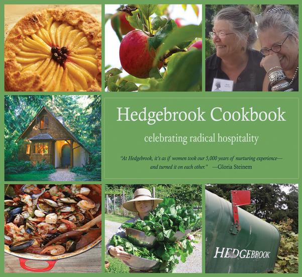 Hedgebrook Cookbook - Celebrating Radical Hospitality - cover
