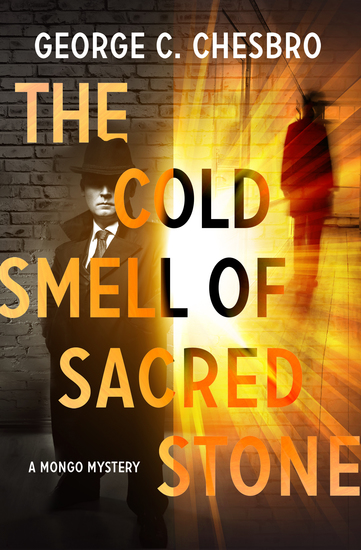 The Cold Smell of Sacred Stone - cover