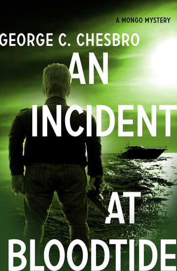 An Incident at Bloodtide - cover