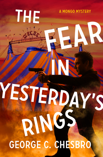 The Fear in Yesterday's Rings - cover