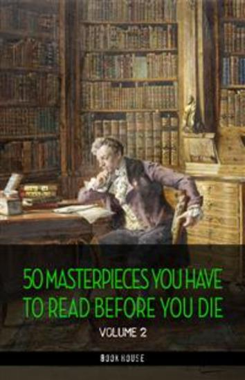 50 Masterpieces you have to read before you die vol: 2 - cover