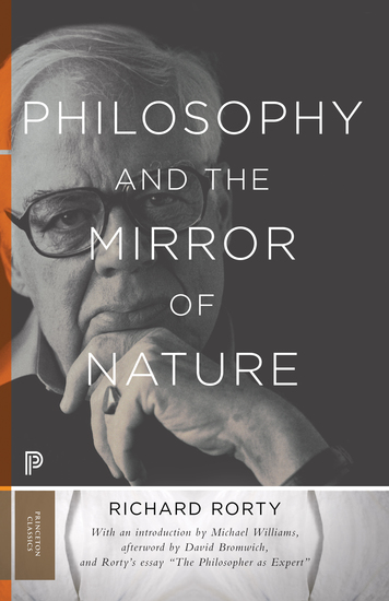 Philosophy and the Mirror of Nature - Thirtieth-Anniversary Edition - cover