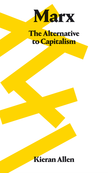 Marx - The Alternative to Capitalism - cover