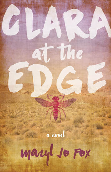 Clara at the Edge - A Novel - cover