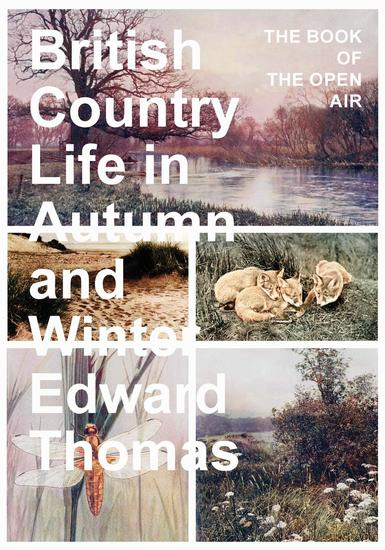 British Country Life in Autumn and Winter - The Book of the Open Air - cover