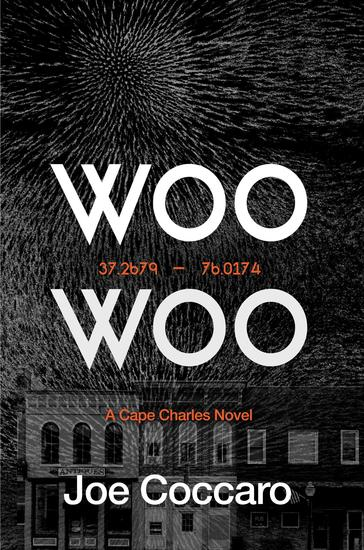 Woo Woo - A Cape Charles Novel - cover
