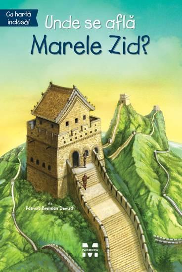 Unde se află Marele Zid? - cover