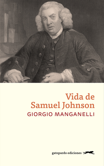 Vida de Samuel Johnson - cover