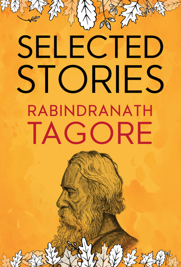 Selected Stories of Rabindranath Tagore - cover