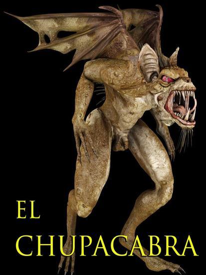 El Chupacabra - cover