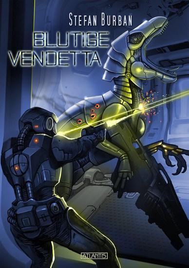 Der Ruul-Konflikt 12: Blutige Vendetta - cover
