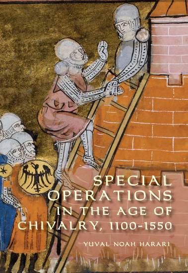 Special Operations in the Age of Chivalry 1100-1550 - cover