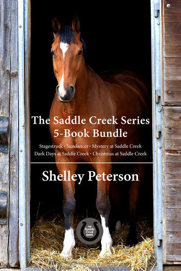 The Saddle Creek Series 5-Book Bundle - Christmas at Saddle Creek Dark Days at Saddle Creek and 3 more - cover