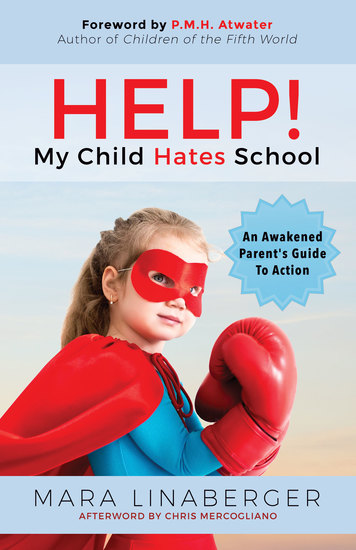 HELP! My Child Hates School - An Awakened Parent's Guide To Action - cover
