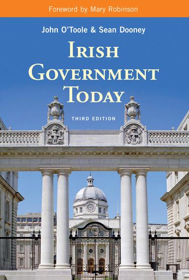 Irish Government Today - cover