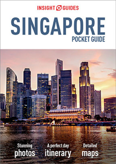Insight Guides Pocket Singapore (Travel Guide eBook) - cover