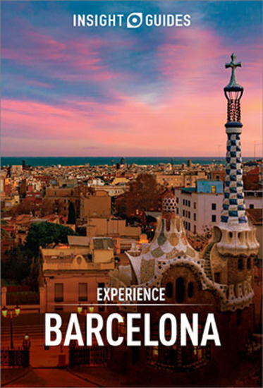 Insight Guides Experience Barcelona - cover